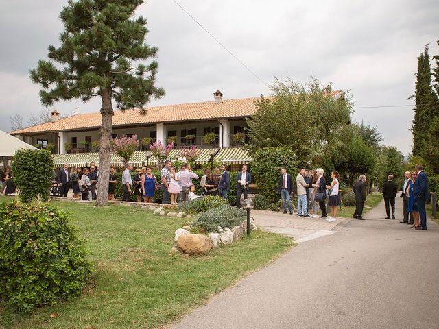 Il matrimonio di Massimiliano e Kathia a Gardone Val Trompia, Brescia 34