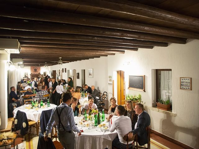 Il matrimonio di Massimiliano e Kathia a Gardone Val Trompia, Brescia 43