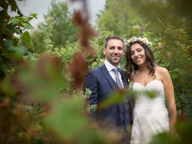 Il matrimonio di Massimiliano e Kathia a Gardone Val Trompia, Brescia 47