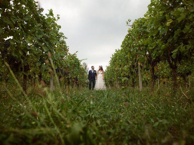 Il matrimonio di Massimiliano e Kathia a Gardone Val Trompia, Brescia 48