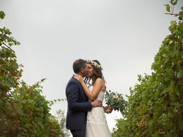 Le nozze di Kathia e Massimiliano