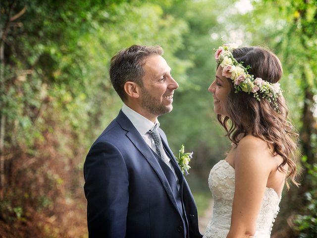 Il matrimonio di Massimiliano e Kathia a Gardone Val Trompia, Brescia 50