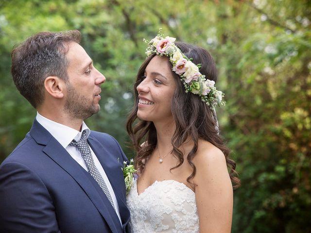 Il matrimonio di Massimiliano e Kathia a Gardone Val Trompia, Brescia 1