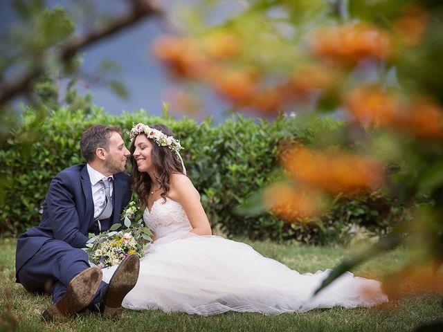 Il matrimonio di Massimiliano e Kathia a Gardone Val Trompia, Brescia 55