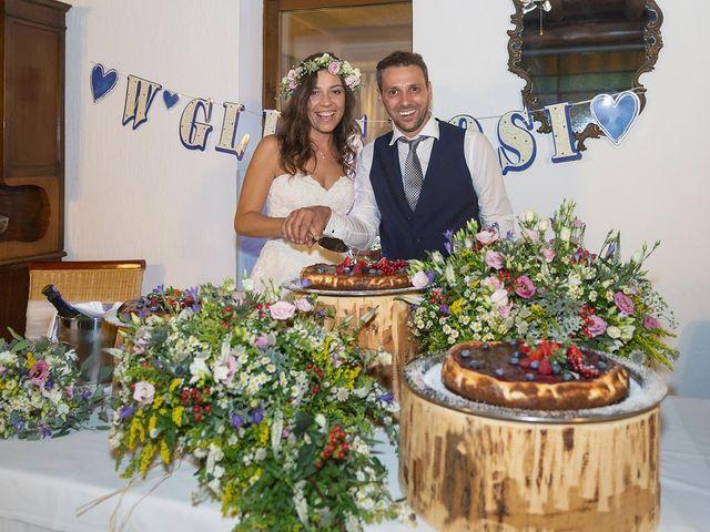 Il matrimonio di Massimiliano e Kathia a Gardone Val Trompia, Brescia 60