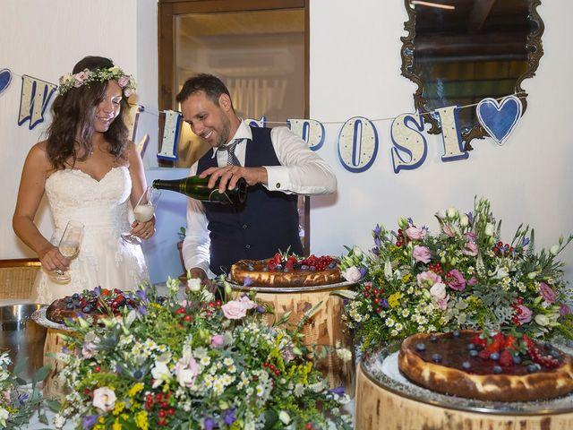 Il matrimonio di Massimiliano e Kathia a Gardone Val Trompia, Brescia 62