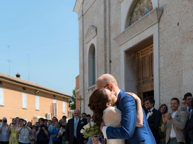 Il matrimonio di Stefano e Elisabetta a Medicina, Bologna 9