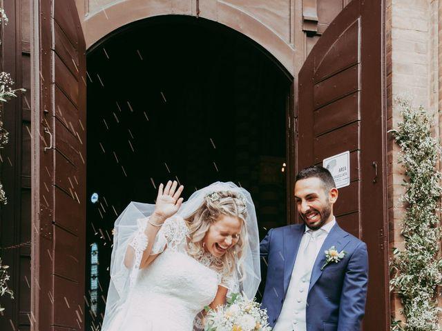 Il matrimonio di Gregory e Beatrice a Bologna, Bologna 25