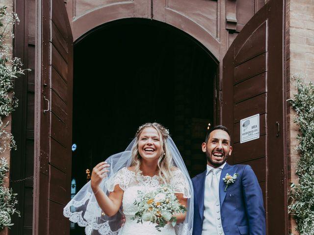 Il matrimonio di Gregory e Beatrice a Bologna, Bologna 27