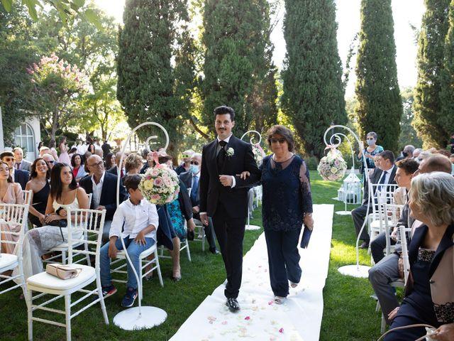 Il matrimonio di Romina e Marco a Roma, Roma 3