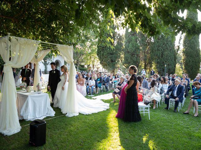 Il matrimonio di Romina e Marco a Roma, Roma 8