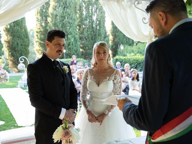 Il matrimonio di Romina e Marco a Roma, Roma 9