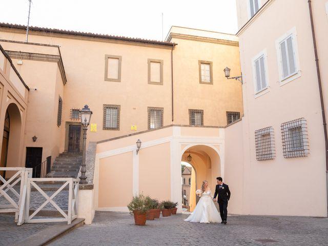 Il matrimonio di Romina e Marco a Roma, Roma 13