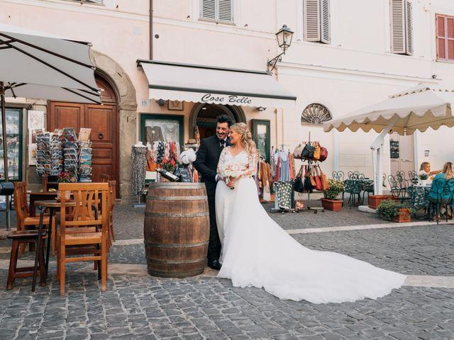 Il matrimonio di Romina e Marco a Roma, Roma 14