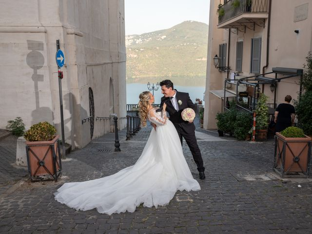 Il matrimonio di Romina e Marco a Roma, Roma 15