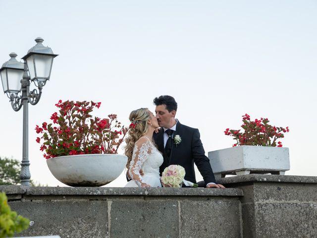Il matrimonio di Romina e Marco a Roma, Roma 18