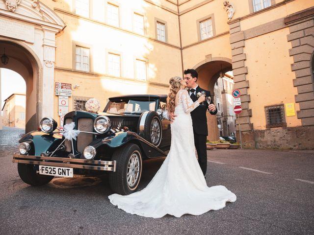 Il matrimonio di Romina e Marco a Roma, Roma 20