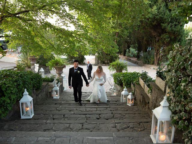 Il matrimonio di Romina e Marco a Roma, Roma 21