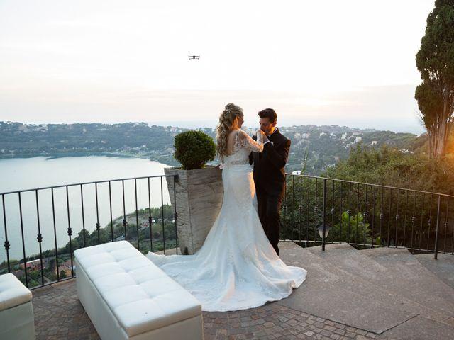 Il matrimonio di Romina e Marco a Roma, Roma 25