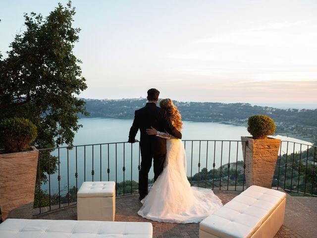 Il matrimonio di Romina e Marco a Roma, Roma 26