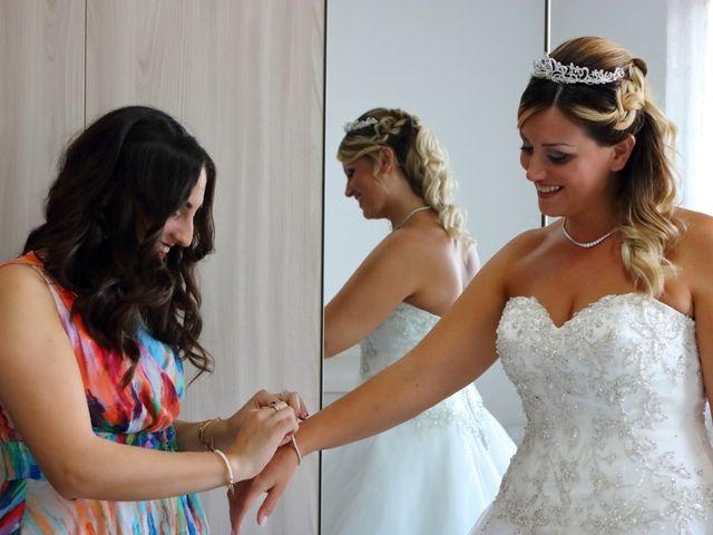 Il matrimonio di Cristel e Giammaria a Scarlino, Grosseto 13