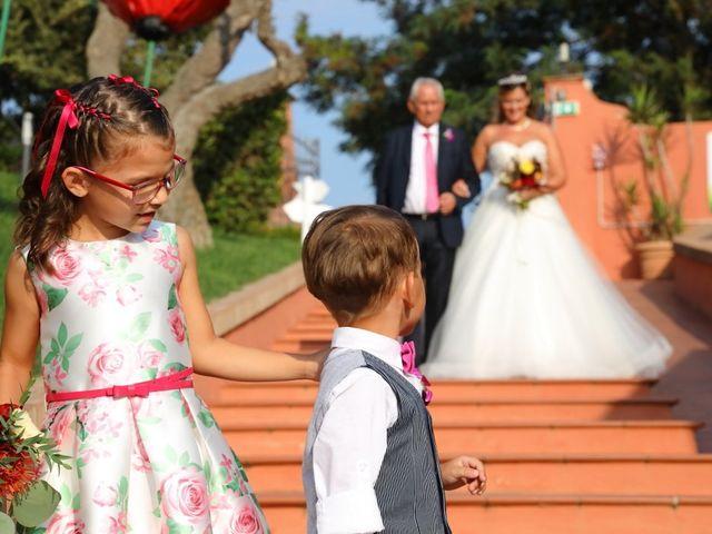 Il matrimonio di Cristel e Giammaria a Scarlino, Grosseto 21