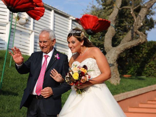 Il matrimonio di Cristel e Giammaria a Scarlino, Grosseto 23