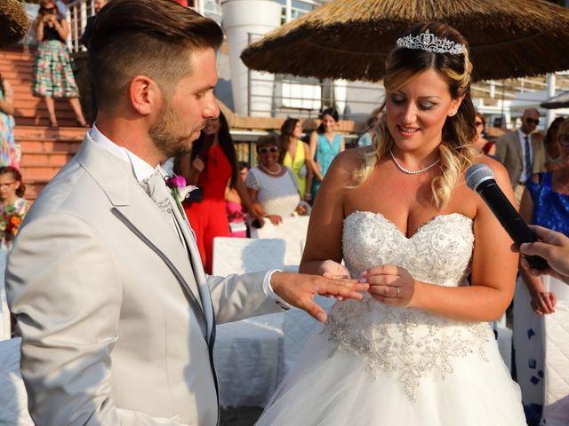 Il matrimonio di Cristel e Giammaria a Scarlino, Grosseto 27