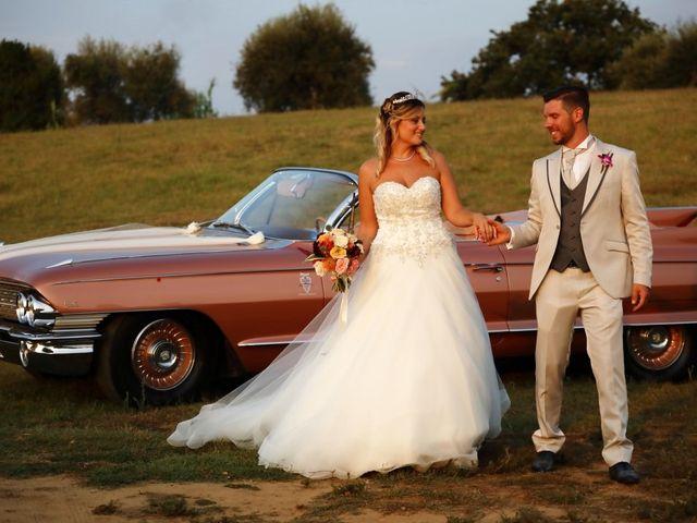 Il matrimonio di Cristel e Giammaria a Scarlino, Grosseto 32