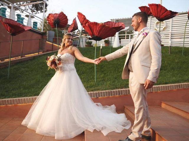 Il matrimonio di Cristel e Giammaria a Scarlino, Grosseto 33