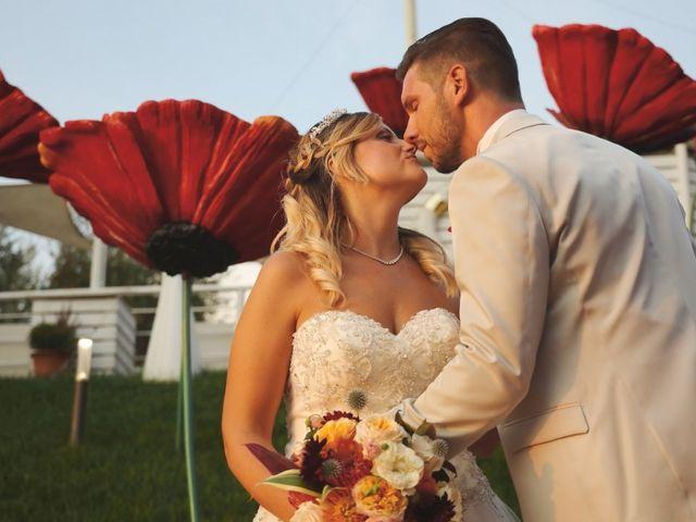 Il matrimonio di Cristel e Giammaria a Scarlino, Grosseto 34