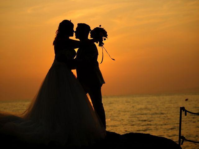 Il matrimonio di Cristel e Giammaria a Scarlino, Grosseto 35