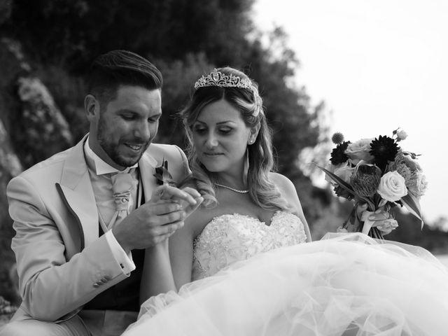 Il matrimonio di Cristel e Giammaria a Scarlino, Grosseto 41
