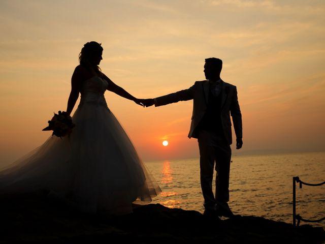Il matrimonio di Cristel e Giammaria a Scarlino, Grosseto 43