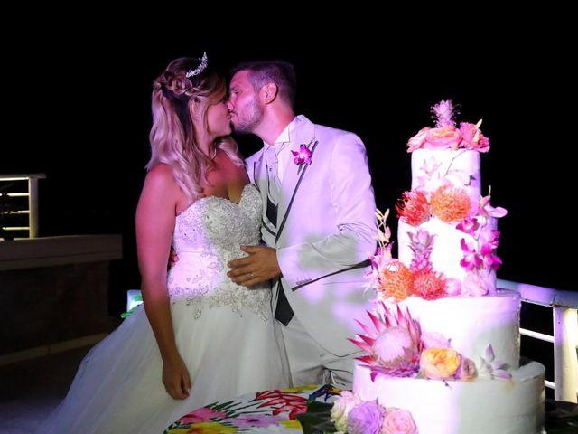 Il matrimonio di Cristel e Giammaria a Scarlino, Grosseto 50