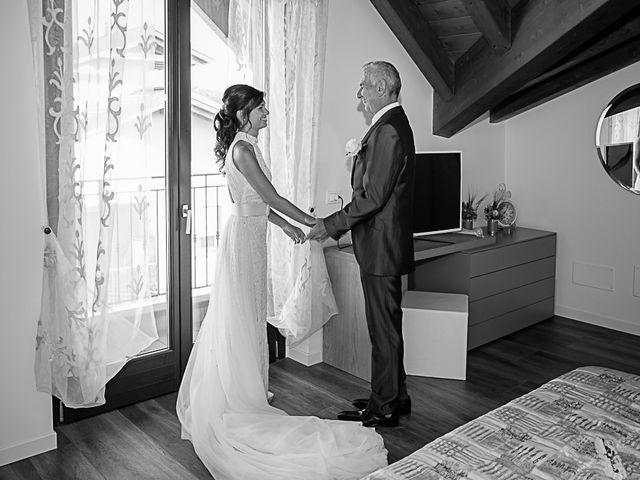 Il matrimonio di Marco e Elena a Bonate Sopra, Bergamo 13