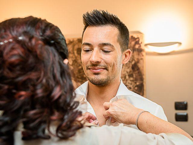 Il matrimonio di Marco e Elena a Bonate Sopra, Bergamo 15