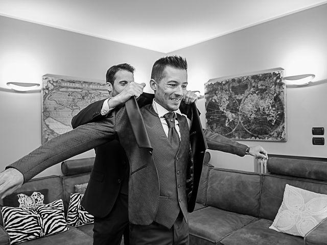 Il matrimonio di Marco e Elena a Bonate Sopra, Bergamo 20