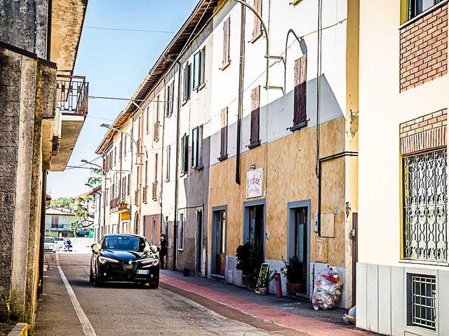 Il matrimonio di Marco e Elena a Bonate Sopra, Bergamo 23