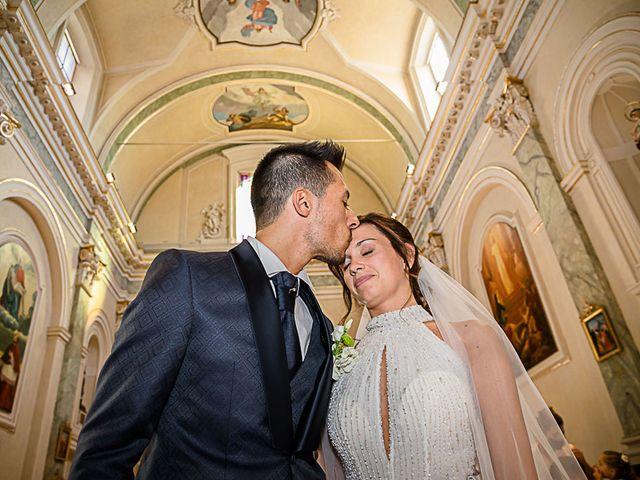 Il matrimonio di Marco e Elena a Bonate Sopra, Bergamo 34