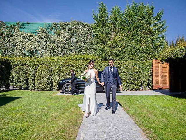 Il matrimonio di Marco e Elena a Bonate Sopra, Bergamo 42