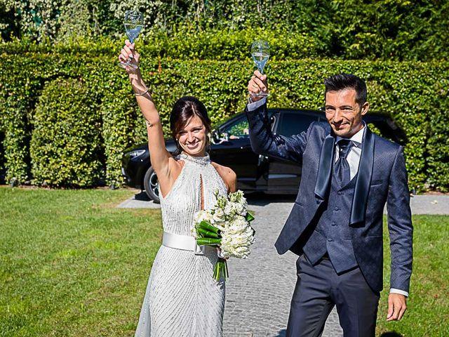 Il matrimonio di Marco e Elena a Bonate Sopra, Bergamo 43