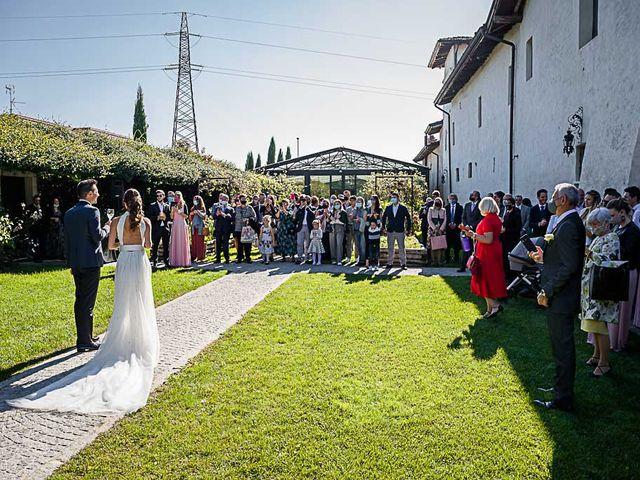 Il matrimonio di Marco e Elena a Bonate Sopra, Bergamo 44