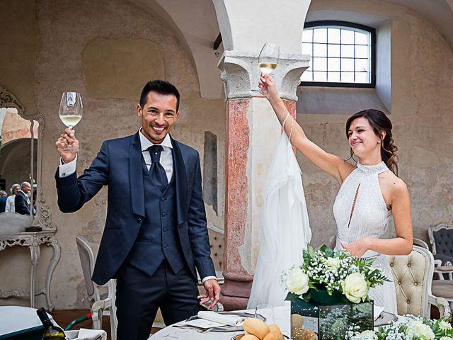 Il matrimonio di Marco e Elena a Bonate Sopra, Bergamo 49