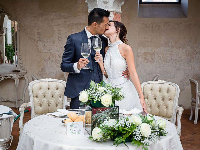 Il matrimonio di Marco e Elena a Bonate Sopra, Bergamo 50