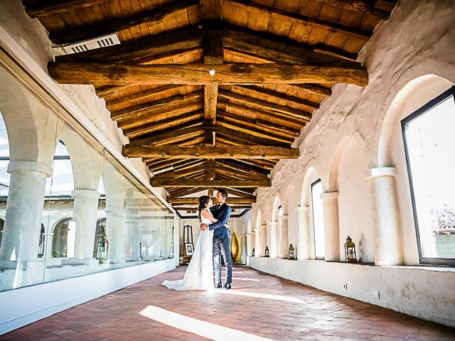Il matrimonio di Marco e Elena a Bonate Sopra, Bergamo 55
