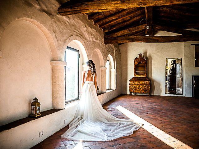 Il matrimonio di Marco e Elena a Bonate Sopra, Bergamo 57