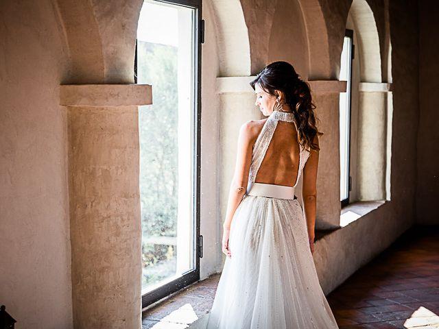Il matrimonio di Marco e Elena a Bonate Sopra, Bergamo 58