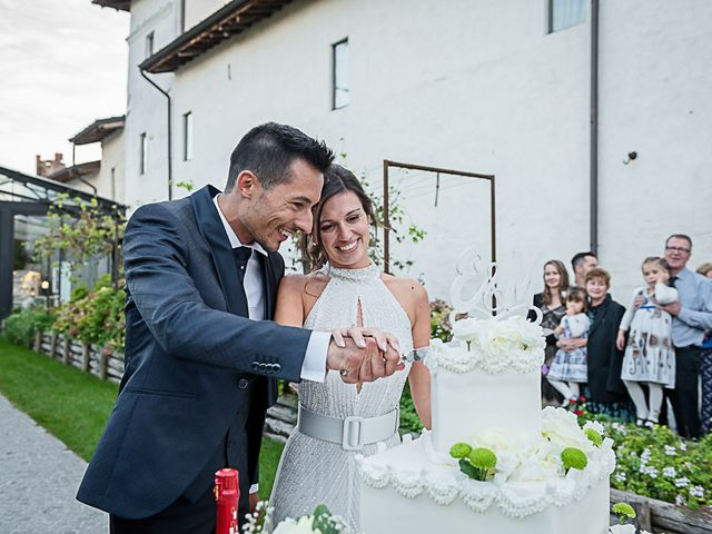 Il matrimonio di Marco e Elena a Bonate Sopra, Bergamo 59