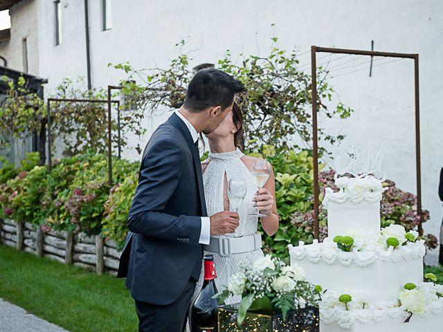 Il matrimonio di Marco e Elena a Bonate Sopra, Bergamo 60